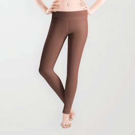 Blast-Off Bronze - solid color Leggings