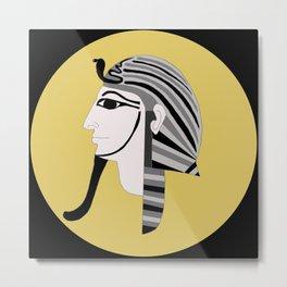 Pharaoh Metal Print