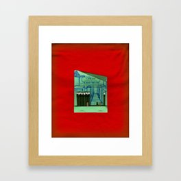 CIPRIANI NYC Framed Art Print