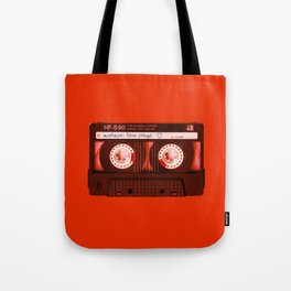 Mixtape: Love Songs Tote Bag