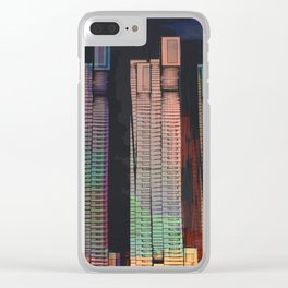 Crystal Giants / 09-09-16 Clear iPhone Case
