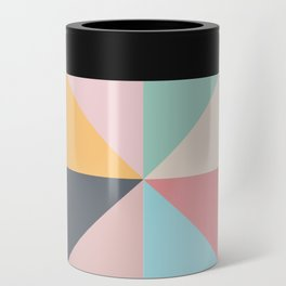Geometric Pattern II Can Cooler