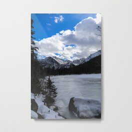 Bear Lake, Colorado Metal Print