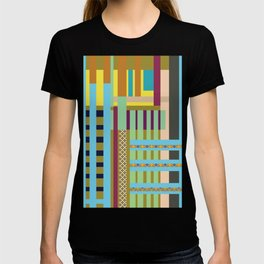 Organized thoughts 2 T-shirt