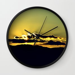 The Sky Is The Limit. Wall Clock