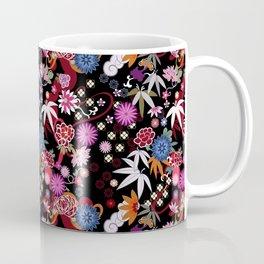 Kimono Black Coffee Mug
