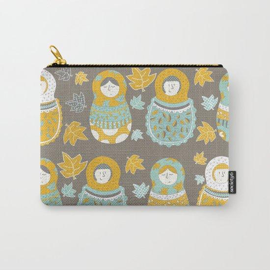 Autumnish mamushkas Carry-All Pouch