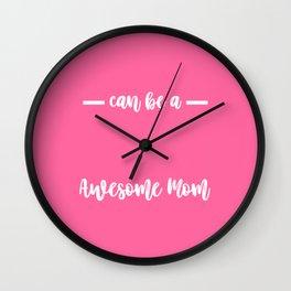 Mother Nurse Nurse Gift Wall Clock