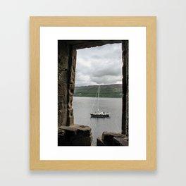 Loch Ness I Framed Art Print