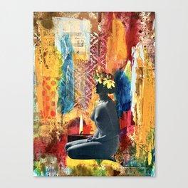 Spiritual Solitude Canvas Print