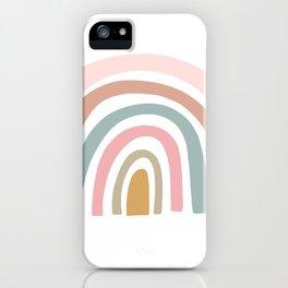 Funny Rainbow 2 iPhone Case