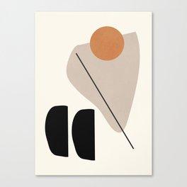 Abstract Shapes 61 Canvas Print