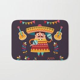 Cinco de Mayo – Mexico Bath Mat
