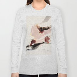 Day 19: The peace of minding your own business. Long Sleeve T-shirt