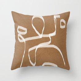 Abstract Art 01 Throw Pillow