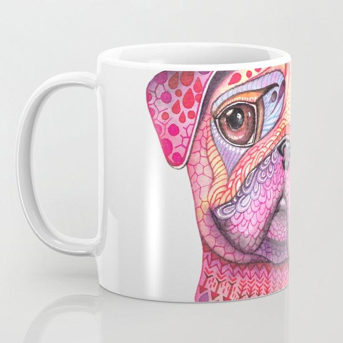 Pugberry Coffee Mug