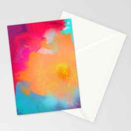 Bright Cyser Metamorphic Stationery Cards