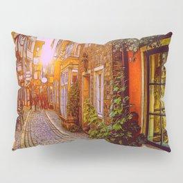 Strollin In Olde Towne Pillow Sham