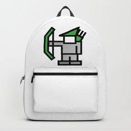 8bit Robin Hood Character Backpack