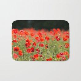 Poppy Meadow Bath Mat
