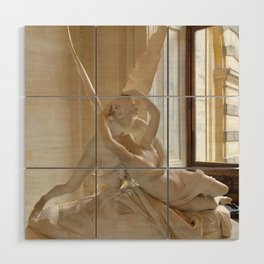 A Kiss is so Complicated Wood Wall Art