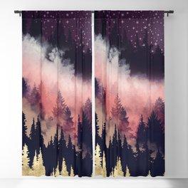 Evening Glow Blackout Curtain