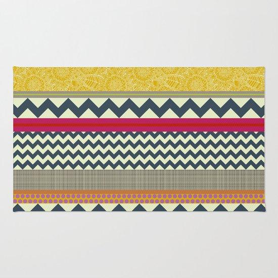 New York Beauty stripe Rug