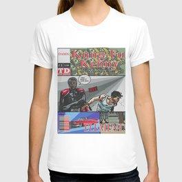 Kung Fu Kenny Comic #3 ELEMENT. T-shirt