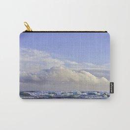 Jokulsarlon Lagoon Beach 07 Carry-All Pouch