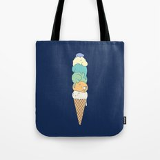 Melting 2 Tote Bag
