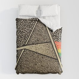 The Dark Side of the Moon Comforters