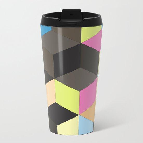 Modern Metal Travel Mug