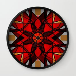 Intuitive Attainment Wall Clock