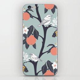 MAMA ROSA GARDEN - BIRD iPhone Skin