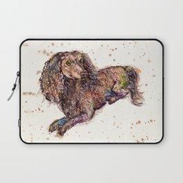 Dachshund Dog Laptop Sleeve