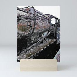 FERROUS DEGENERATION Mini Art Print