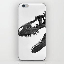 Tyrannosaurus Rex Skeleton iPhone Skin