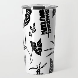 Botanic poster Travel Mug