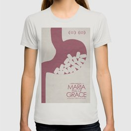 Maria Full of Grace, alternative movie poster, classic film, Joshua Marston, colombian, drug dealer T-shirt