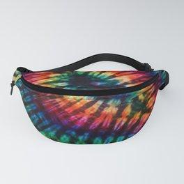 Tye Dye Rainbow Singularity Fanny Pack
