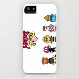 Moffat Babies  iPhone Case