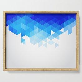 Geometria Serving Tray