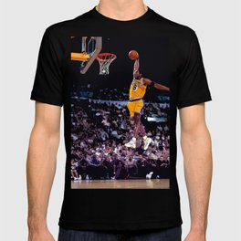 Afro Bryant Dunk Show T-shirt