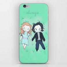 Always 2 iPhone & iPod Skin