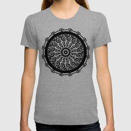Confidence: Self-empowerment Mandala T-shirt