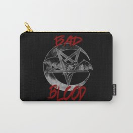 Bad Blood Carry-All Pouch