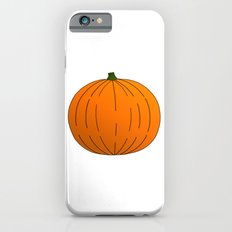 Pumpkin Illustration iPhone 6s Slim Case