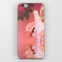 fairy iPhone & iPod Skins featuring Fairy by Shalisa Photography