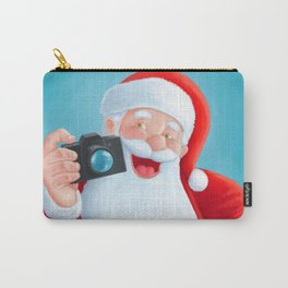 Santa Claus photographer Carry-All Pouch