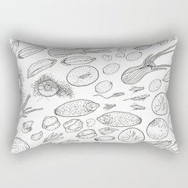 Exploration of the Seed Vault Rectangular Pillow